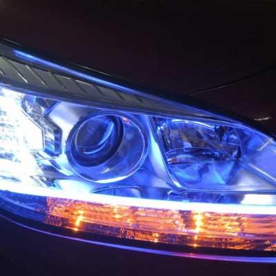 Polerowanie reflektorów Autoglass Serwis Gdańsk